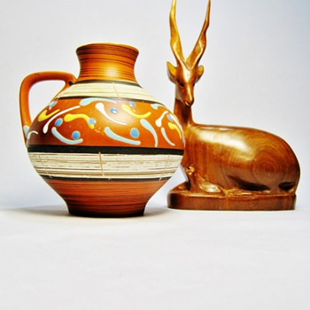 TONNIESHOF CARSTENS-W.GERMANY / 628-10 - Art Pottery