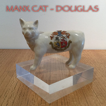 CRESTED CHINA MANX CAT - DOUGLAS