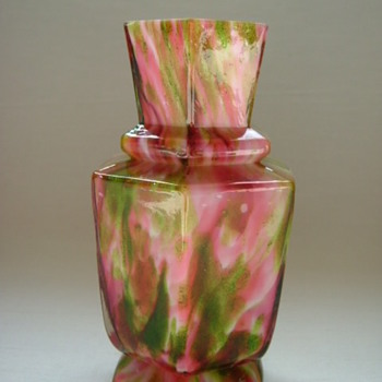 Welz Hexagonal Vase