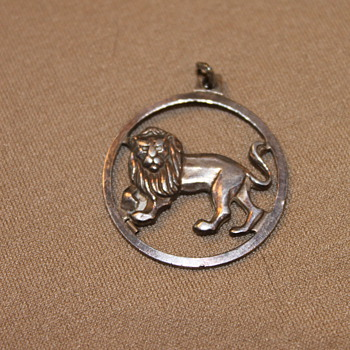 Krementz Sterling Silver Lion - Fine Jewelry