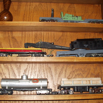 American Flyer Train - Model Trains