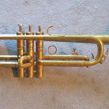 Antique German Trumpet