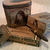 Collection of Vintage Muriel Cigar Boxes etc.