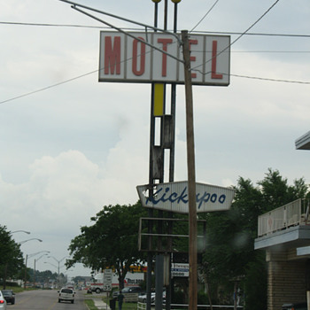 Kickapoo Motel in Shawnee, Oklahoma