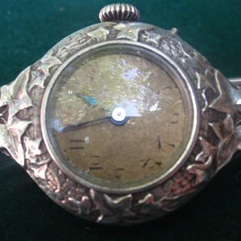 Art Nouveau wrist watch - Art Nouveau