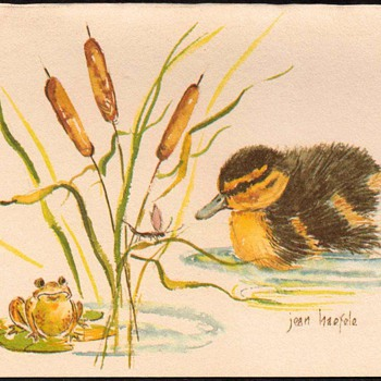 "1980's - ""Spring"" Note Cards - 2 - Cards"