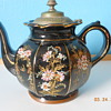 Tea Pot Treasure - Alexandra Pottery Burslem 1895 Manning Bowman no. 36