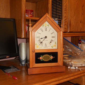 Doug's 'Seth Thomas Clock'.. Info Needed... - Clocks
