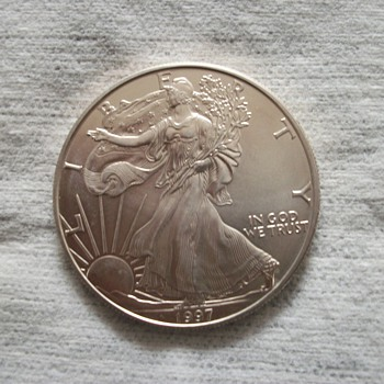 silver - US Coins