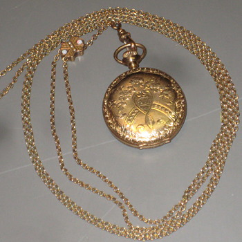 Watch Old Elgin - Pocket Watches