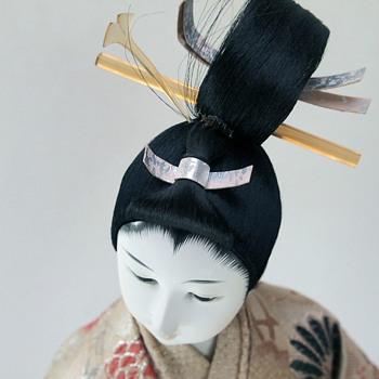 Non geisha doll