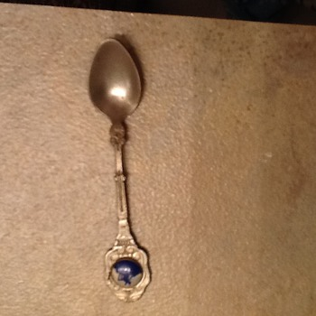 Dutch style spoons??? - Sterling Silver