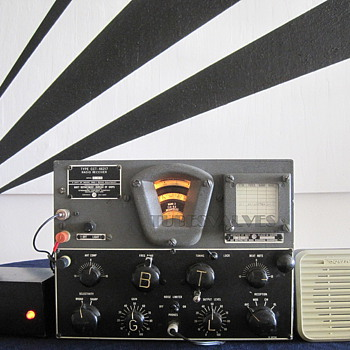 CCT-46217 Military Radio Receiver Stromberg Carlson