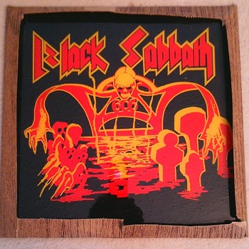 Black Sabbath! - Records