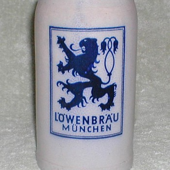 Lowenbrau Ceramic Mug - Breweriana