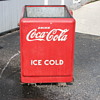 Vintage 1930&#039;s style cooler, very good condition, minimal rust