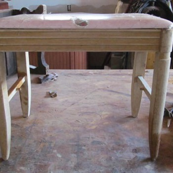 VINTAGE BENCH - Furniture