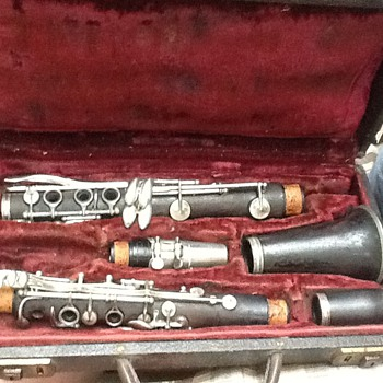 How to find value of Clarinet