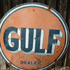 Gulf Dealer Sign