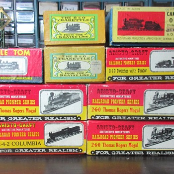 Aristo Craft HO trains by New One. - Model Trains