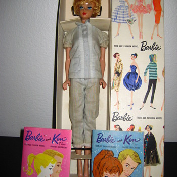 1961? Barbie - Dolls