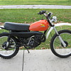 1976 Honda Elsinore MR175