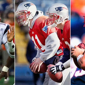 2001 Tom Brady Adidas Jerseys