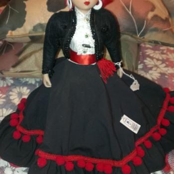 Marin Porcelain Doll