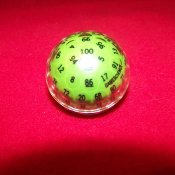 Hundred Sided Die