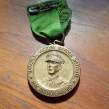 1940s Boy Scout War Service Medals
