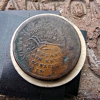 Mid-1800s Token? - US Coins