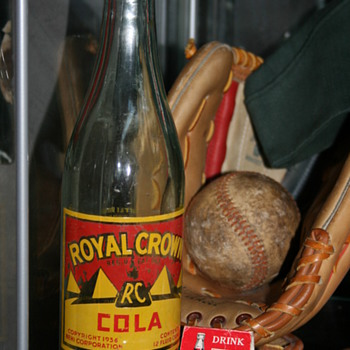 royal crown cola bottle