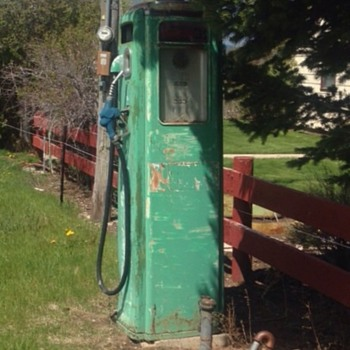 Wyoming Pump