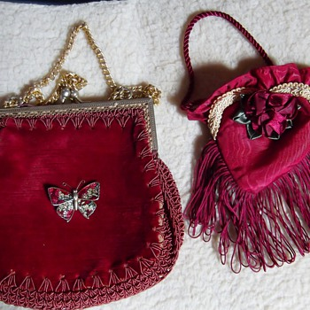 purses from my great-great grandmother - Womens Clothing