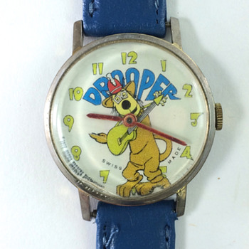 """Drooper"" Banana Splits - Mystery Watch"