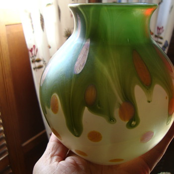 Loetz Vase...another group of pictures