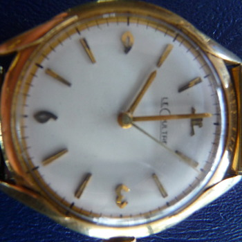 Lecoultre Vintage Watch Help - Wristwatches