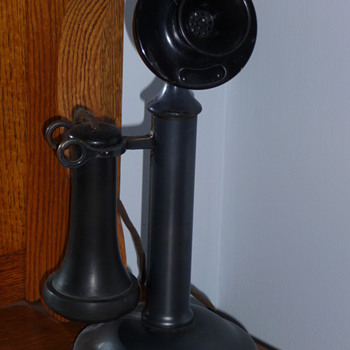 Western Electric 40AL Candlestick Phone