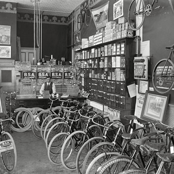 Old Bike Shop