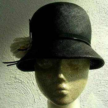 1960s Mr John Hat - Hats