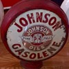 Johnson Oils Gasolene Globe