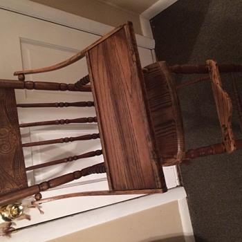 Antique high chair? - Furniture