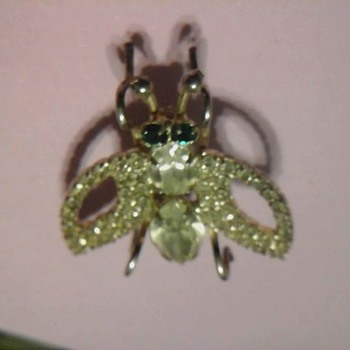 Little Fly Brooch