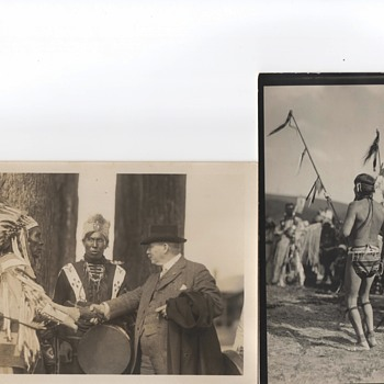 Glacier Park Blackfeet Roosevelt American Indian