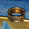 Antique Solid Gold Ring