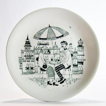 KAJ FRANCK & RAIJA UOSIKKINEN  - Art Pottery