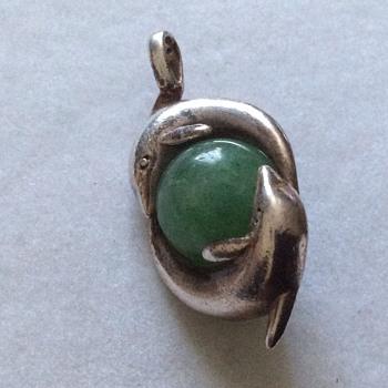 Vintage pendant  - Fine Jewelry