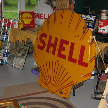Dated 1935 Shell