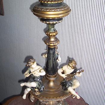 MUSICIAN LAMP