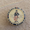 Uncle Sam shoe polish with patriotic container